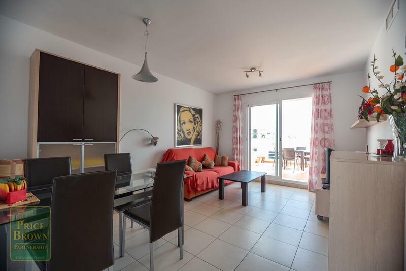 1e: Apartment for Rent in Mojácar, Almería