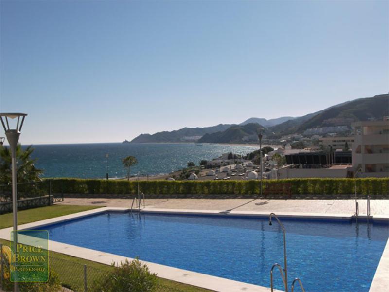 2c: Apartment for Rent in Mojácar, Almería