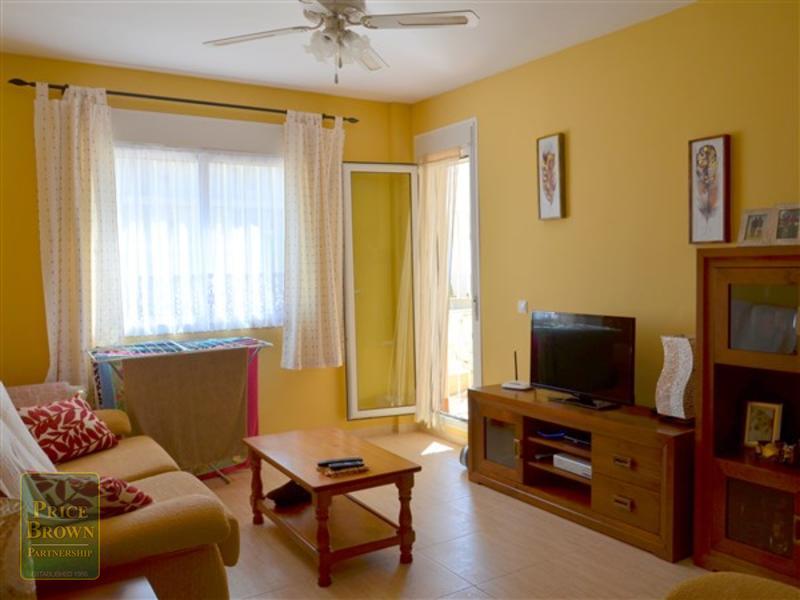 A1172: Apartment for Sale in Antas, Almería