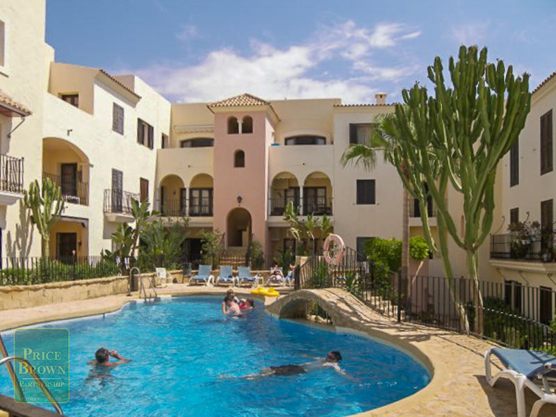 A1249: Apartment for Sale in Villaricos, Almería