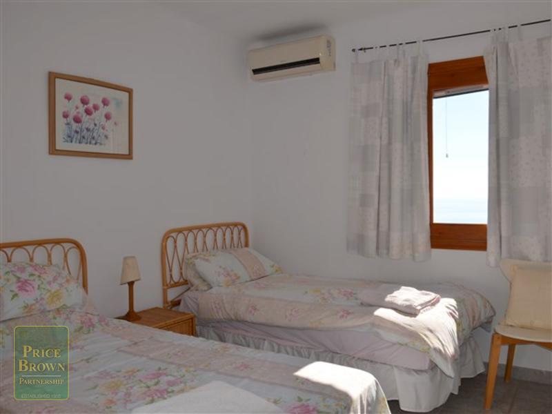 A1254: Apartment for Sale in Mojácar, Almería