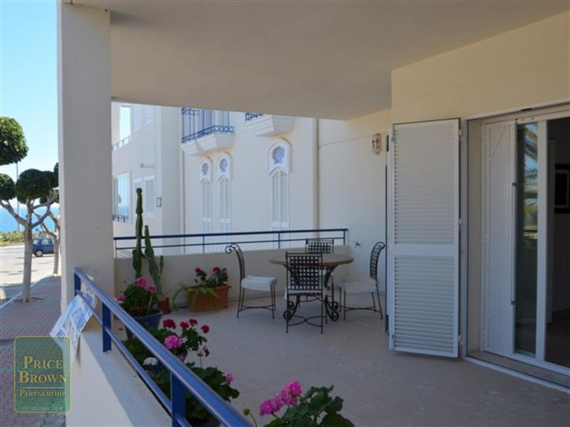 A1260: Apartment for Sale in Mojácar, Almería