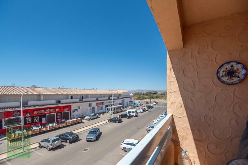 A1272: Apartment for Sale in Vera Playa, Almería