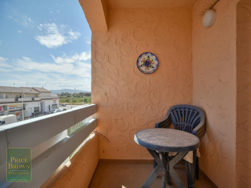 A1272: Apartment for Sale in Vera, Almería