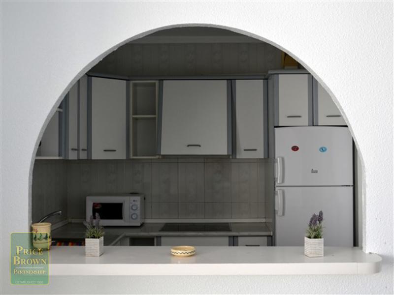 A1298: Apartment for Sale in Mojácar, Almería