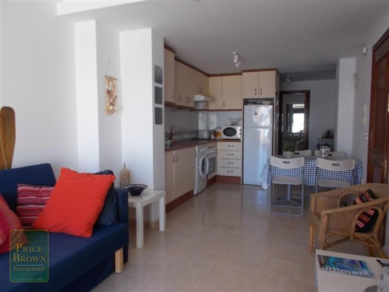A1305: Apartment for Sale in Carboneras, Almería