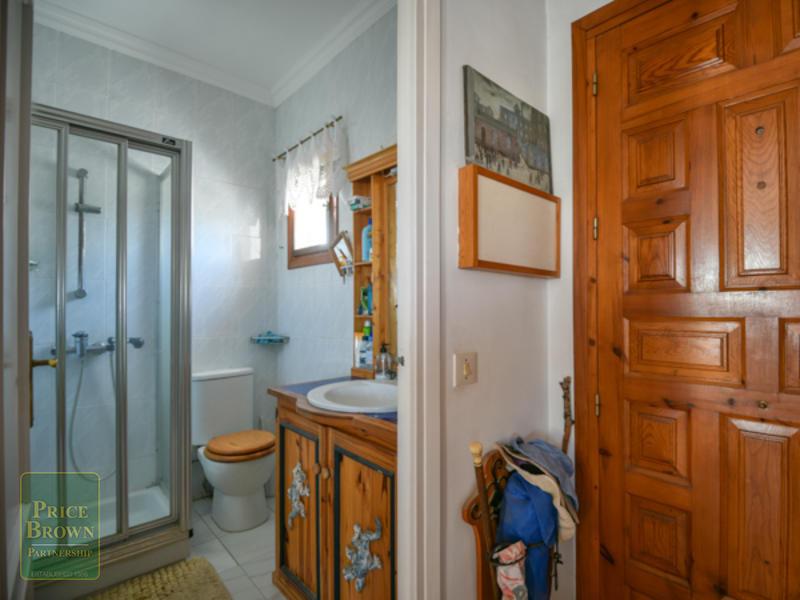 A1313: Apartment for Sale in Mojácar, Almería