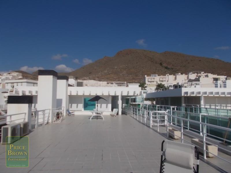 A1314: Apartment for Sale in Carboneras, Almería