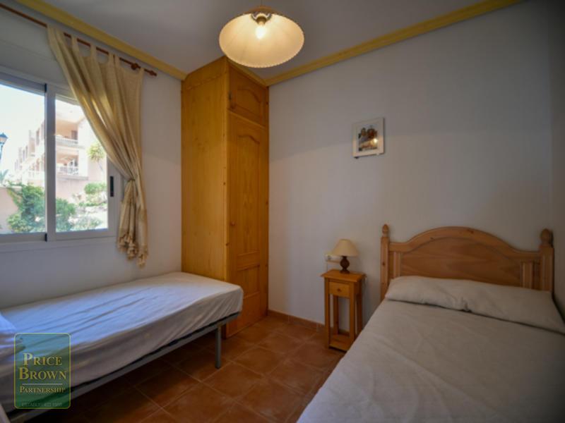 A1316: Apartment for Sale in Mojácar, Almería