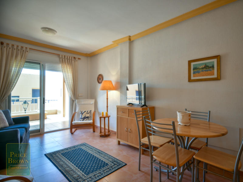 A1325: Apartment for Sale in Mojácar, Almería