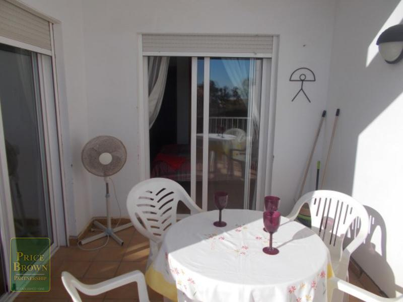 A1335: Apartment for Sale in Mojácar, Almería