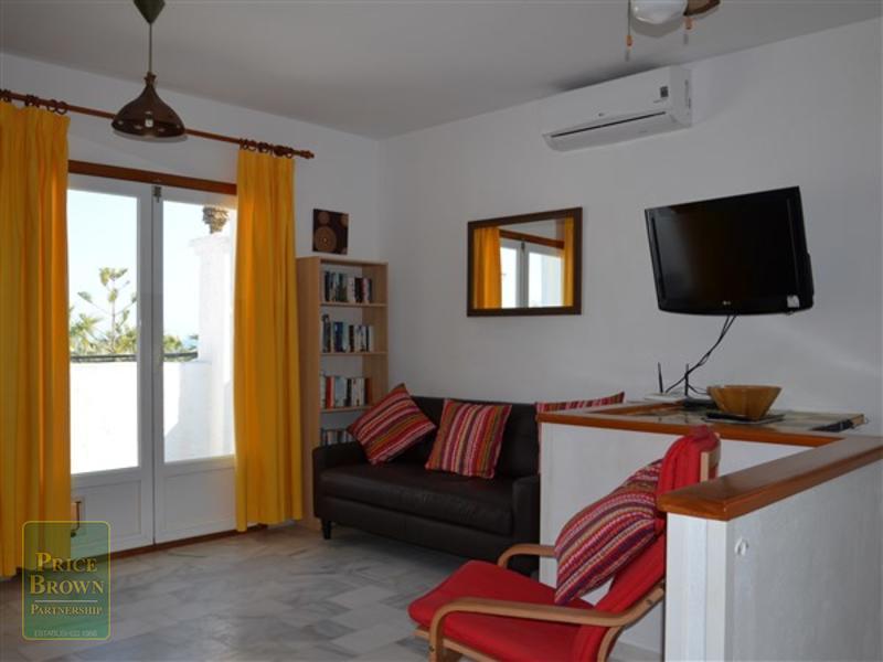 A1336: Apartment for Sale in Mojácar, Almería