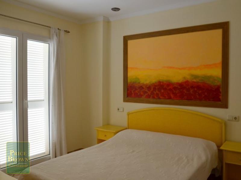 A1337: Apartment for Sale in Mojácar, Almería