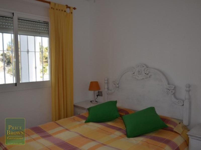A1351: Apartment for Sale in Mojácar, Almería
