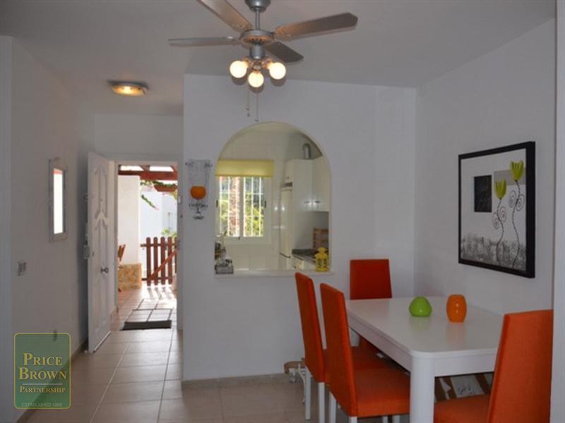 A1351: Apartamento en venta en Mojácar, Almería