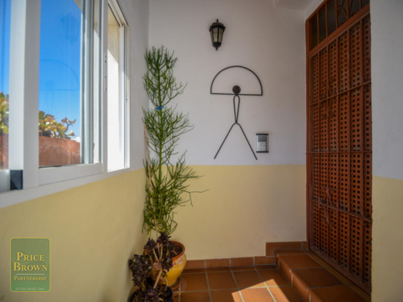 A1353: Apartment for Sale in Mojácar, Almería