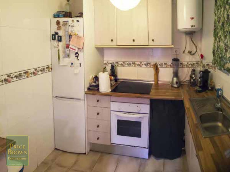 A1355: Apartment for Sale in Mojácar, Almería