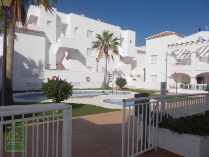 A1360: Apartment for Sale in Mojácar, Almería