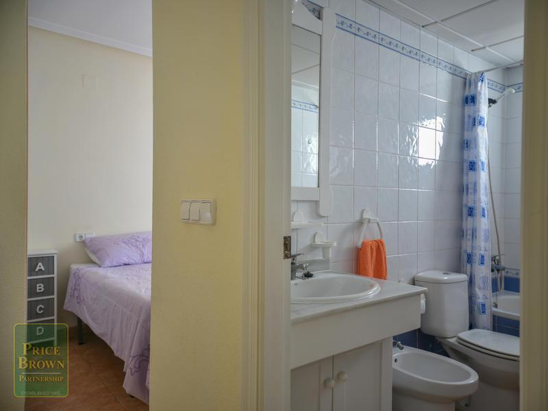 A1360: Apartment for Sale in Mojácar, Almería