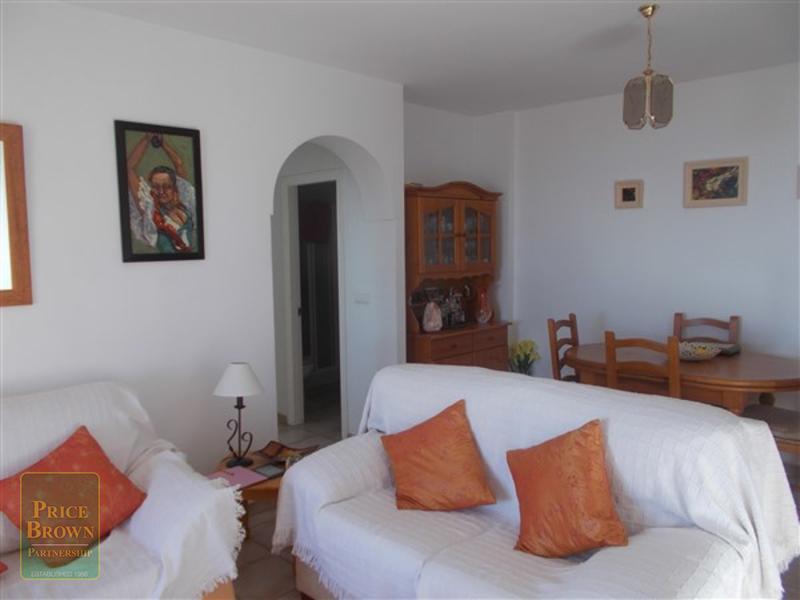 A1361: Apartment for Sale in Mojácar, Almería