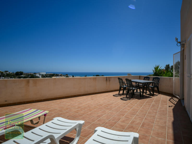 A1362: Apartment for Sale in Mojácar, Almería