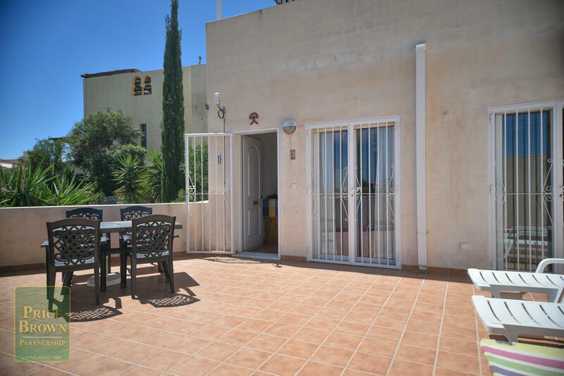 A1362: Apartment for Sale in Mojácar, Almería