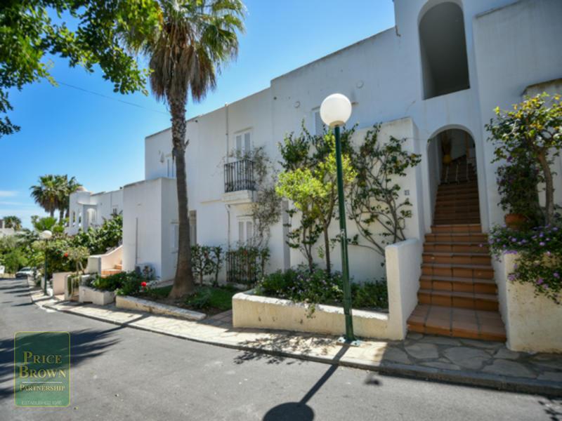 A1366: Apartment for Sale in Mojácar, Almería