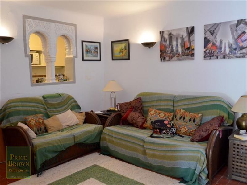 A1368: Apartamento en venta en Turre, Almería