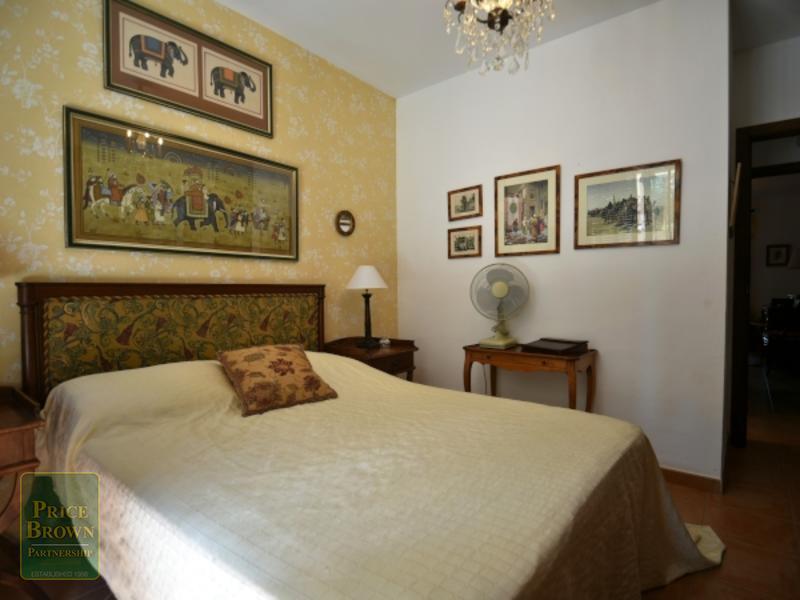 A1372: Apartment for Sale in Vera, Almería