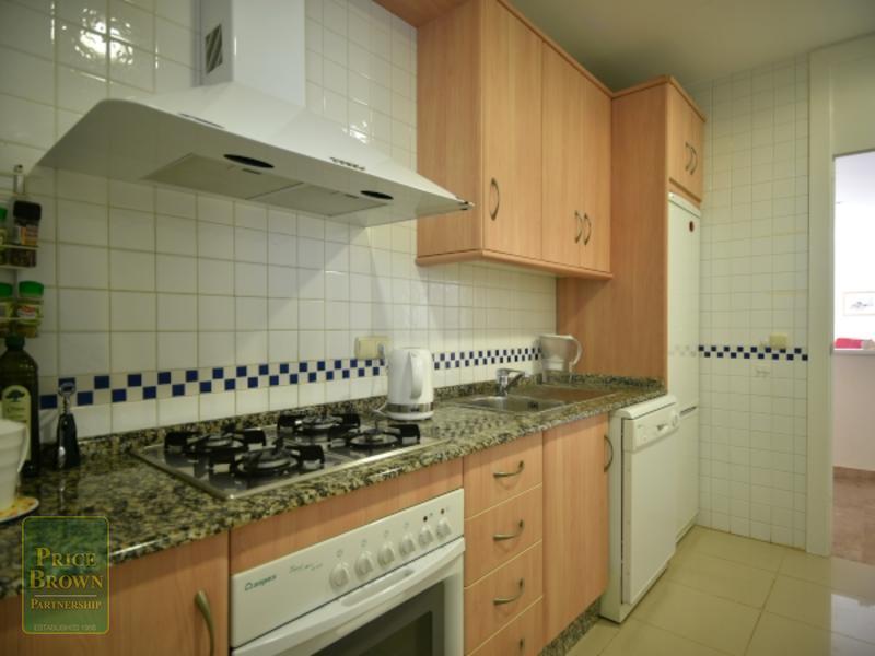A1373: Apartment for Sale in Mojácar, Almería