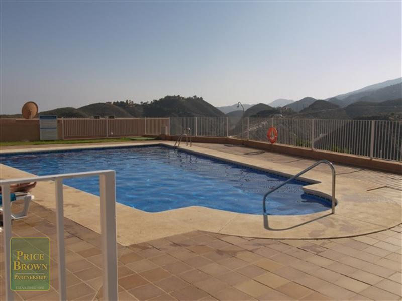 A1374: Apartment for Sale in Mojácar, Almería