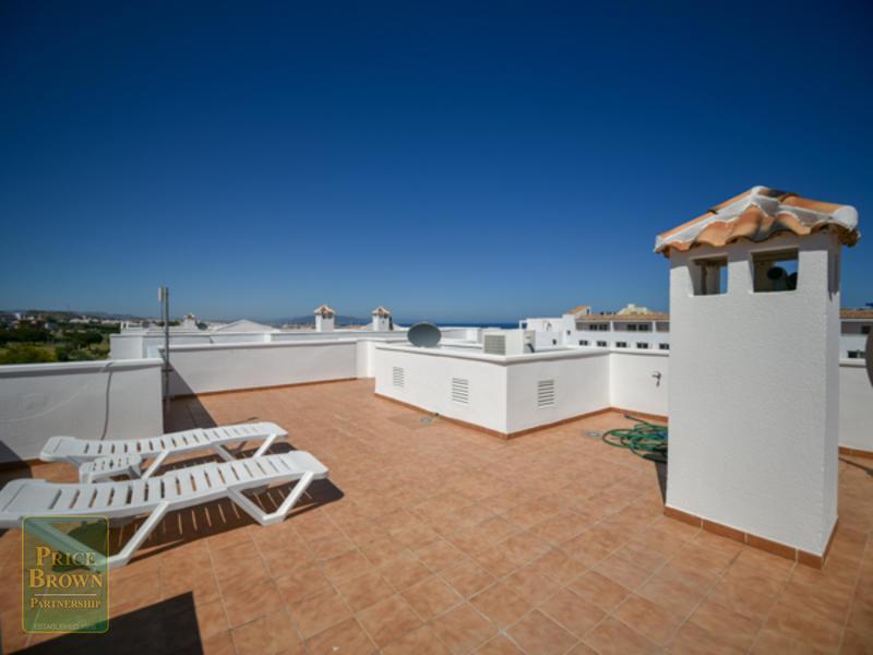 A1375: Apartment for Sale in Mojácar, Almería