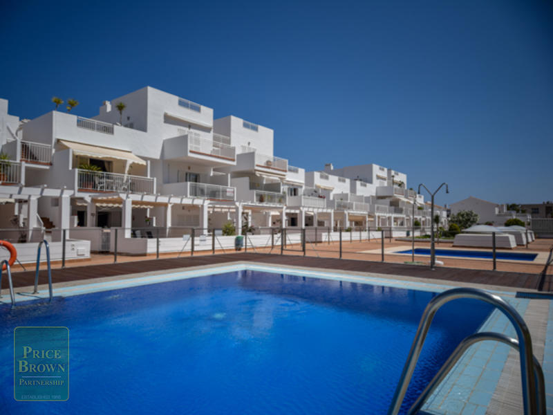 A1378: Apartment for Sale in Mojácar, Almería