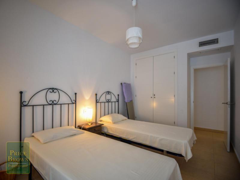 A1378: Apartment for Sale in Mojácar, Almería