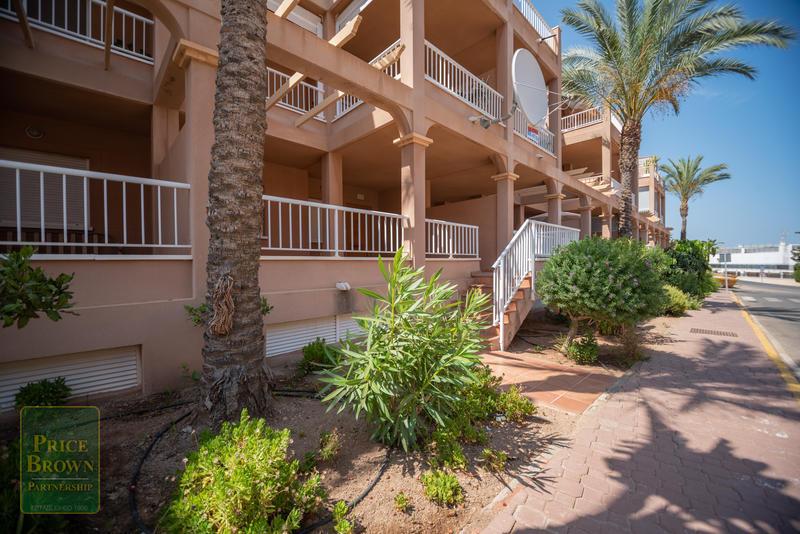 A1380: Apartment for Sale in Mojácar, Almería