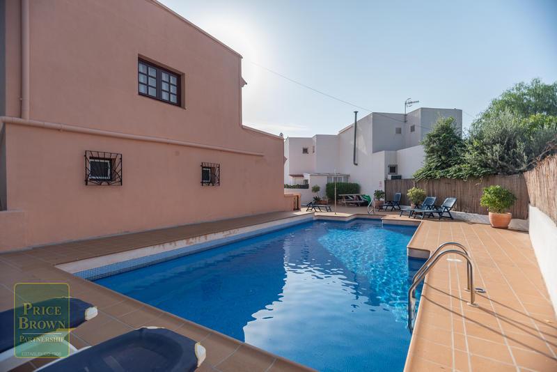 A1381: Apartment for Sale in Mojácar, Almería