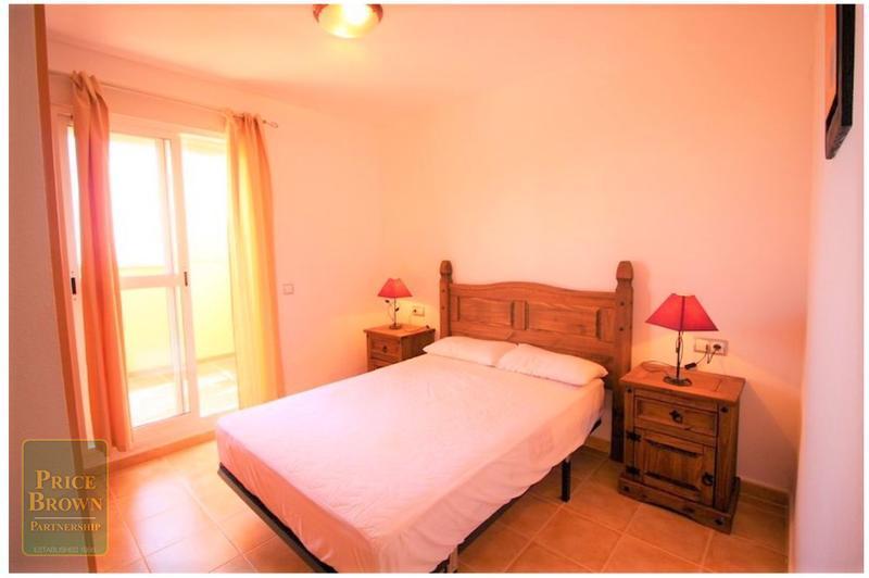 A1384: Apartment for Sale in Mojácar, Almería