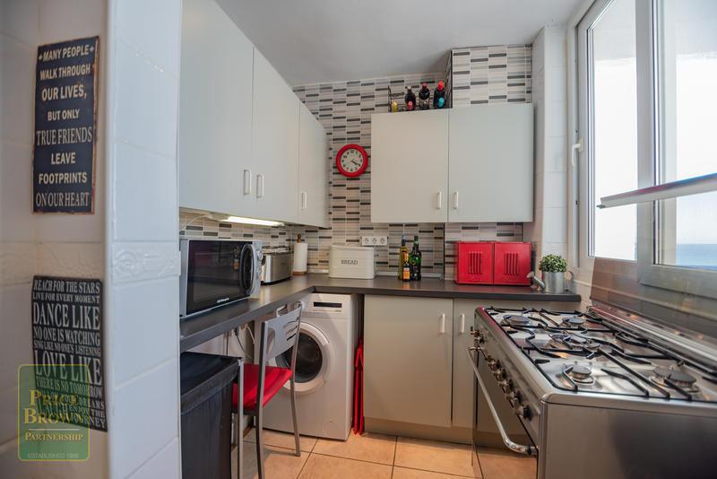 A1385: Apartment for Sale in Mojácar, Almería