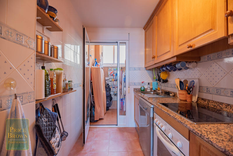 a1386: Apartment for Sale in Mojácar, Almería