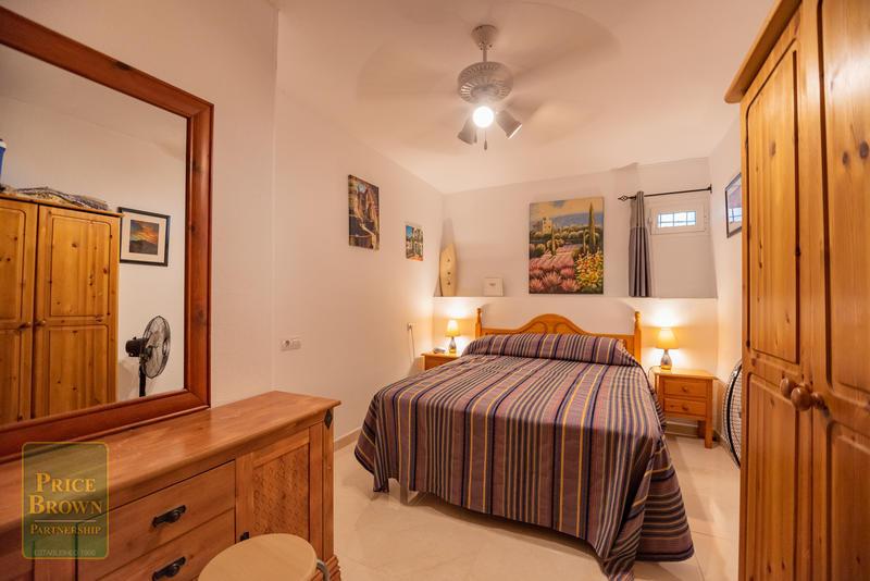 A1389: Apartment for Sale in Mojácar, Almería