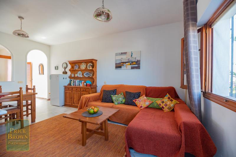 A1390: Apartment for Sale in Mojácar, Almería