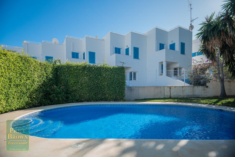 A1394: Apartment for Sale in Mojácar, Almería