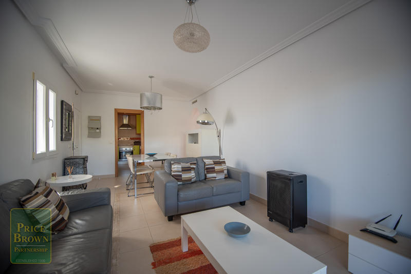 A1396: Apartment for Sale in Mojácar, Almería