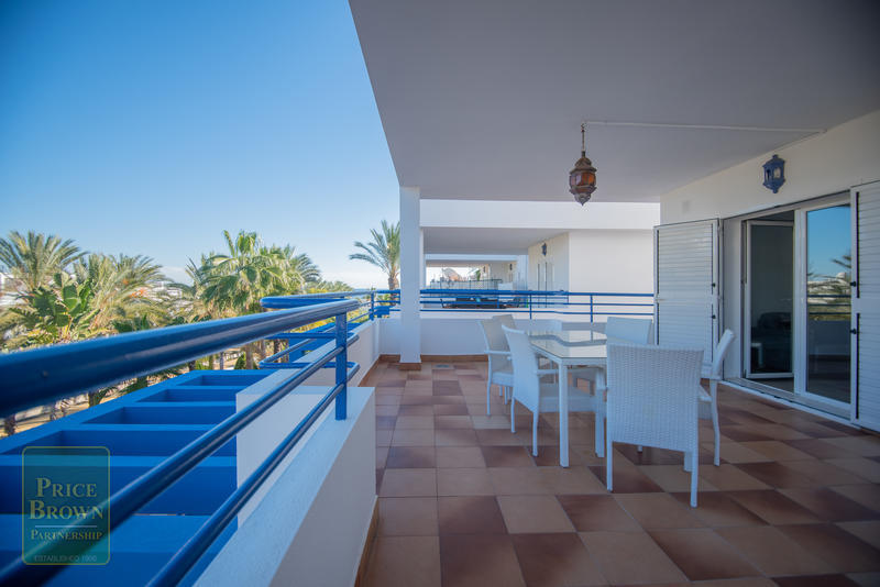 A1396: Apartamento en venta en Mojácar, Almería