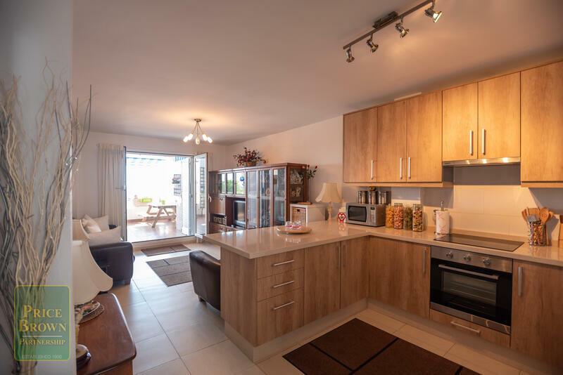 A1400: Apartment for Sale in Mojácar, Almería