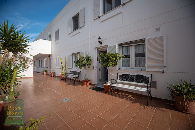 3 Bedroom Apartment in Mojácar