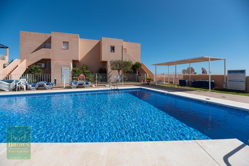 A1402: Apartment for Sale in Mojácar, Almería