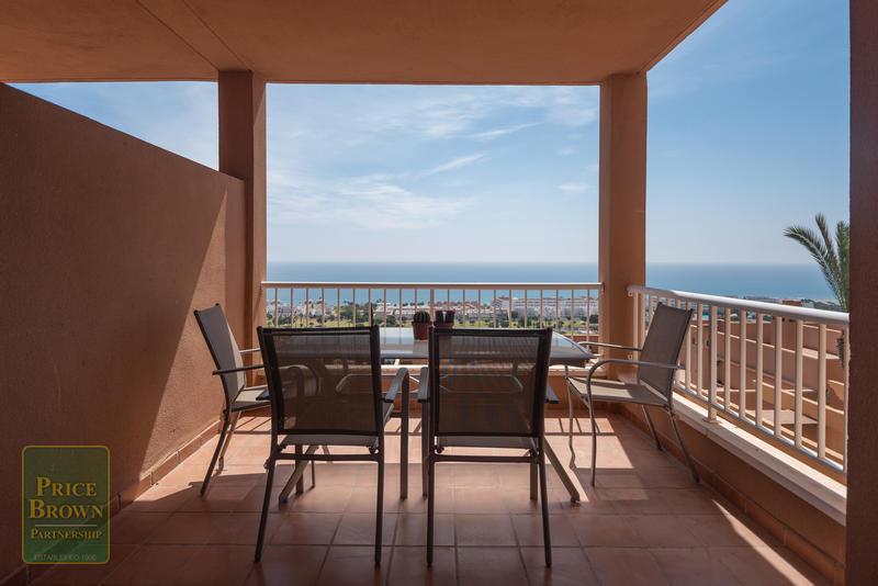 A1403: Apartment for Sale in Mojácar, Almería
