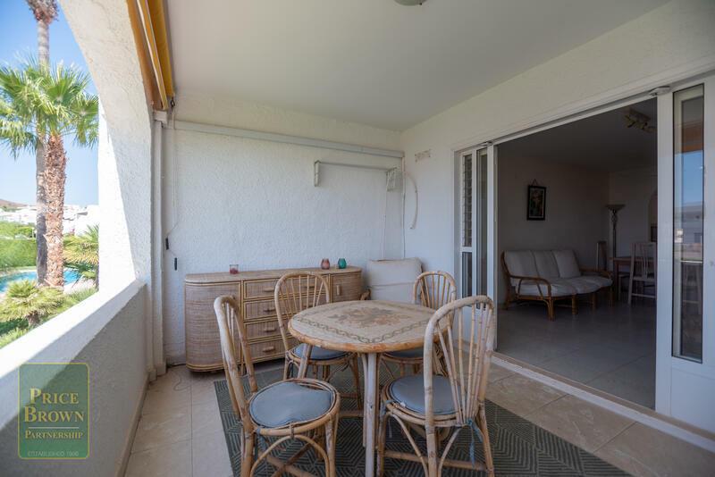 A1405: Apartment for Sale in Mojácar, Almería
