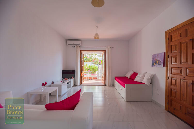 A1408: Apartment for Sale in Mojácar, Almería